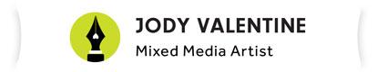 Jody Valentine Logo